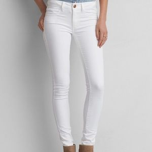 👖 White Jeans